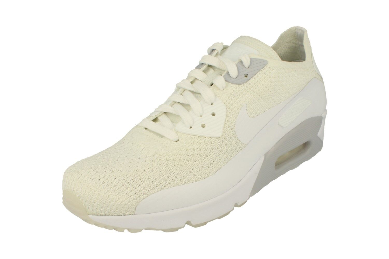 buy online 82e04 8194f Nike Air Max 90 Ultra 2.0 Flyknit Mens Mens Mens Running Trainers 875943  Sneakers 101 726d40