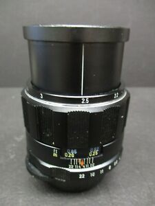 Pentax-M42-screw-mount-SMC-50MM-4-0-macro-lens-very-clean