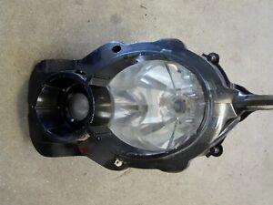 entourage optique phare avant de scooter peugeot ludix