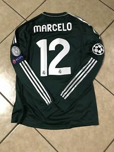e1d9ee4a816 Image is loading Real-Madrid-Marcelo-Prepared-Player-Issue-Formotion-Match-