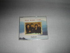 ONE MORE TIME MAXI CD HIGHLAND
