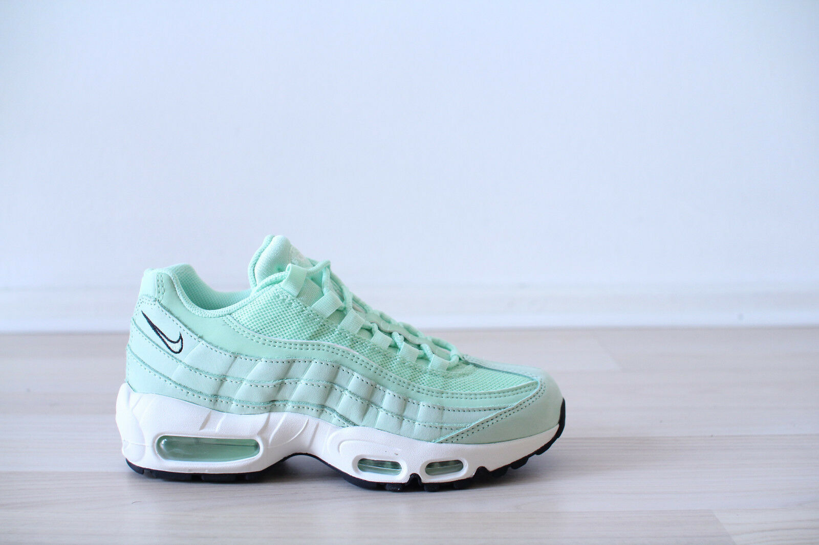 Nike Air Max 95 Wmns Mint verde blanco Talla 36,37,38 NEW & OVP