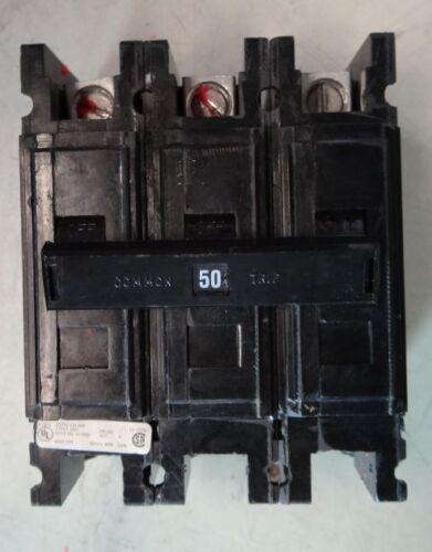 CUTLER-HAMMER QUICKLAG-C MODEL QCHW3050H CIRCUIT BREAKER 50AMP