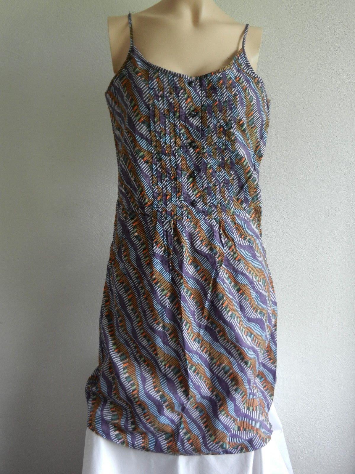 MAISON SCOTCH Sommerkleid Sommer Kleid bunt
