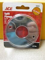 Ace Hardware Split Flange 40690 For 3/4 Iron Pipe Free Ship