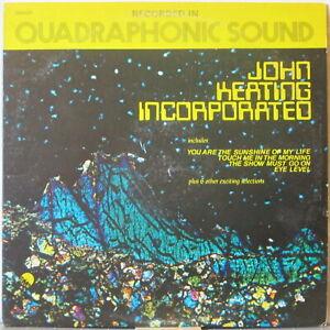 JOHN-KEATING-INCORPORATED-Hits-in-Hi-Fi-1-LP-w-Francis-Monkman-Moog-LP-Canada-ed
