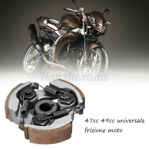 47cc 49cc Minimoto Centrifugal Clutch For Mini Moto Dirt Pocket Bike ATV 3 Shoe
