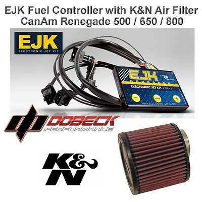 CanAm Renegade 500 800 EFI Fuel Injection Controller Tuner /& K/&N BD-6506
