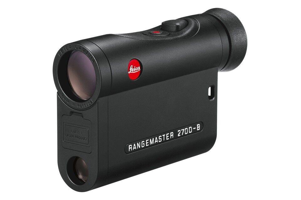 Leica Rangemaster CRF 2700-B telémetro láser 7x24 40545 Nuevo-Envío Gratis