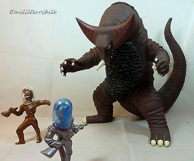 Banpresto Gomora Ultra Kaiju Big Sofubi Figure - Ultraman Monster - Vinyl Vinile Materiali Di Alta Qualità Al 100%