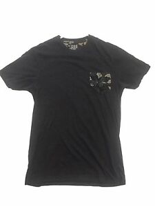 Gray-Champs-Sports-Pocket-Floral-Size-Small