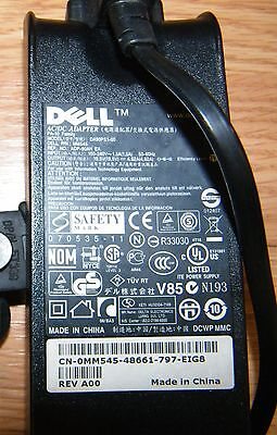 Lot 10pcs 19.5V 4.62A 90W AC Adapter Charger Power Supply for Dell PA-10 PA10