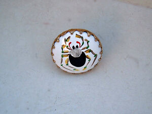 Spider-jewelry-vintage-recycle-ring-handmade-handcrafted-Goth-kitsch
