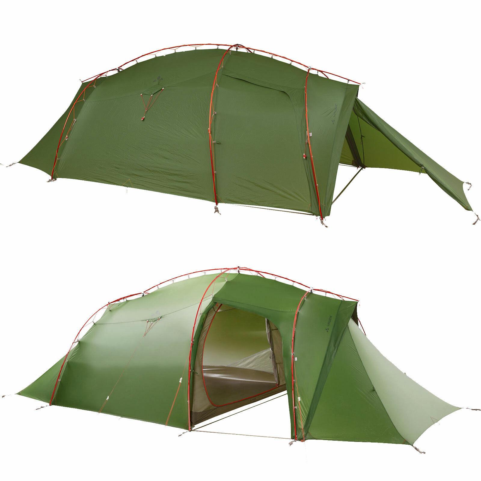 Vaude Mark XT Tent Hybridzelt  Mehrpersonenzelt Dome Tent Tunnel Tent Outdoor  big sale
