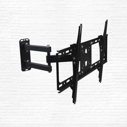 "Lot  of  2 Black 32 to 60/"" Plasma//LCD TV Ceiling Mount Bracket 600x400mm"