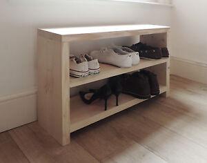 furniture shoe storage. Image Is Loading Hand-Made-Wooden-Shoe-Rack-Storage-Scaffold-Board- Furniture Shoe Storage