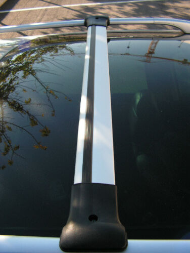 Alu Cross Bar Rail Set To Fit Roof Side Bars To Fit Mercedes-Benz Citan 2012+