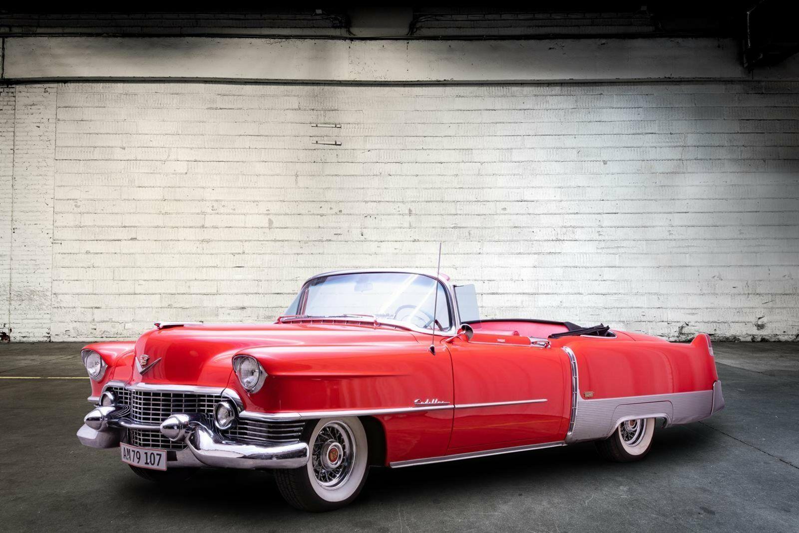 Cadillac Eldorado 5,4 Convertible aut. 2d
