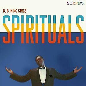 King-B-B-Sings-Spirituals-180-Gram-New-Vinyl