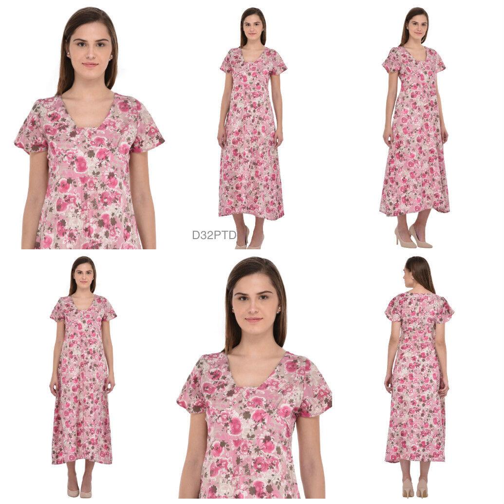 Cotton Lane Wrinkle-resistant Printe Dress D32PTD. D32PTD. D32PTD. Sizes to 38 c1012f