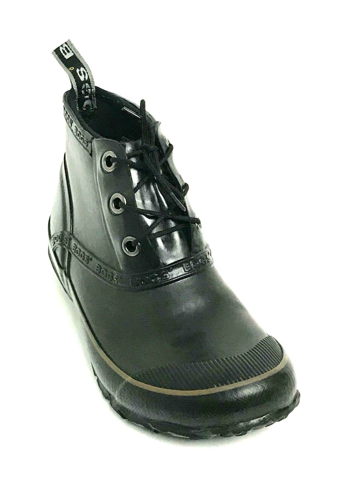 Bogs Charlot Women's Black Boots Size.US.6 EU. 37