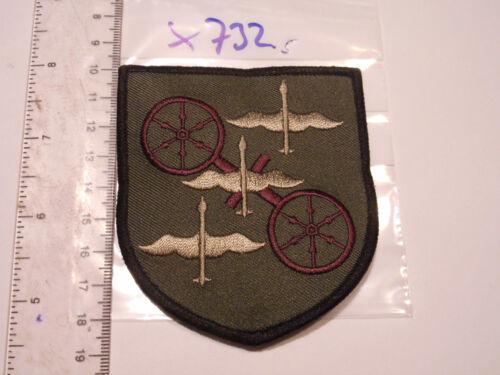 Bundeswehr Luftwaffen Geschwaderabzeichen mit Klett x732