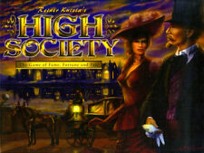High Society - The Game of Fame, Fortune, and Fate!