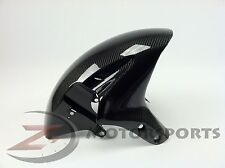 2004-2007 CBR1000rr CBR Front Tire Wheel Fender Cowl Fairing 100% Carbon Fiber