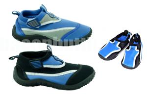Womens-Ladies-Girls-Childrens-Kids-Aqua-Shoes-Beach-Suft-Wet-Water-Wetsuit-Boots
