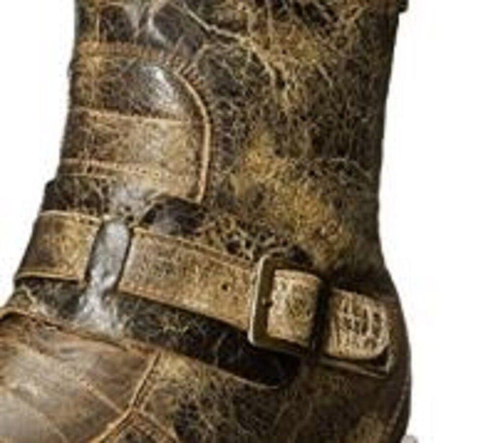 Women's Five Worlds Cordani CORFU CORFU CORFU SONIA Boots Vintage Distressed Leather Copper de0179