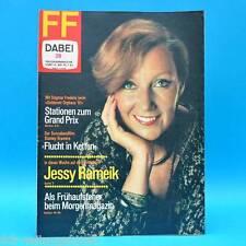 DDR FF-Dabei 29-1981 / 13.-19.07. Zeitschrift - Sandmann Dagnar Frederic Leipzig