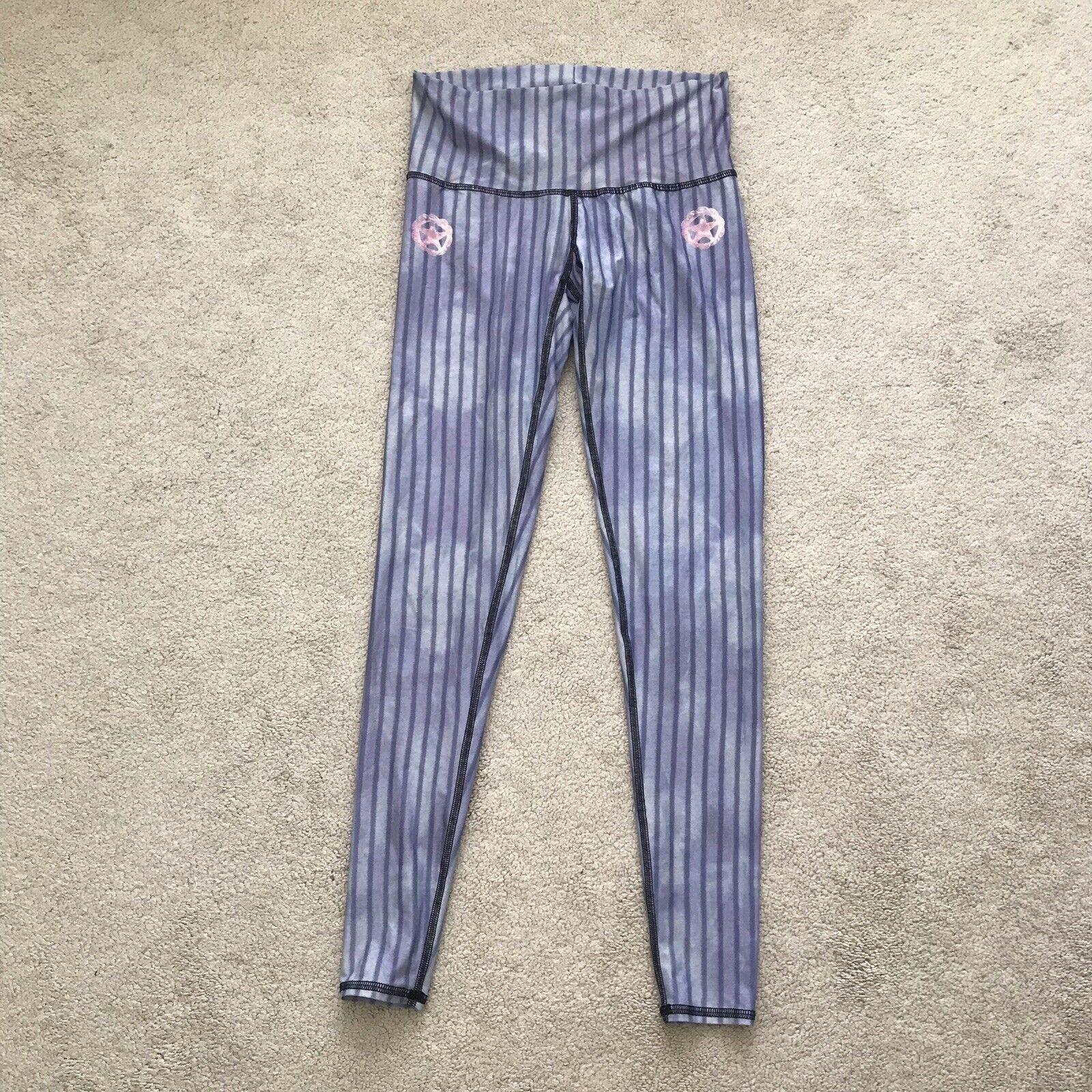Teeki. Leggings. Hot Hose. Blau Stripe. Small.