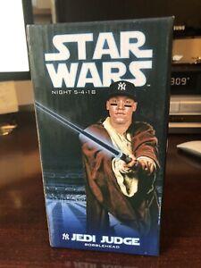 Star Wars New York Yankees Aaron Judge bobble head Yankee give away