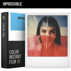 Impossible Project Color Instant Film Polaroid Sun600 LMS600 636 635CL One Step