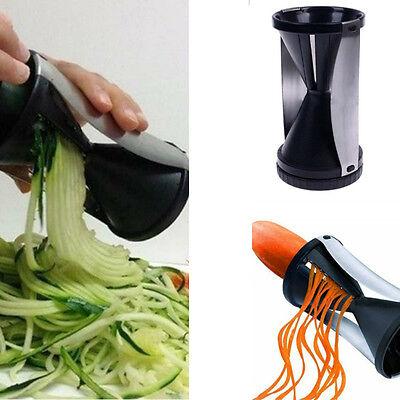 Vegetable Spiral Slicer Spirelli Graters Kitchen Tool Spiralizer Julienne Cutter