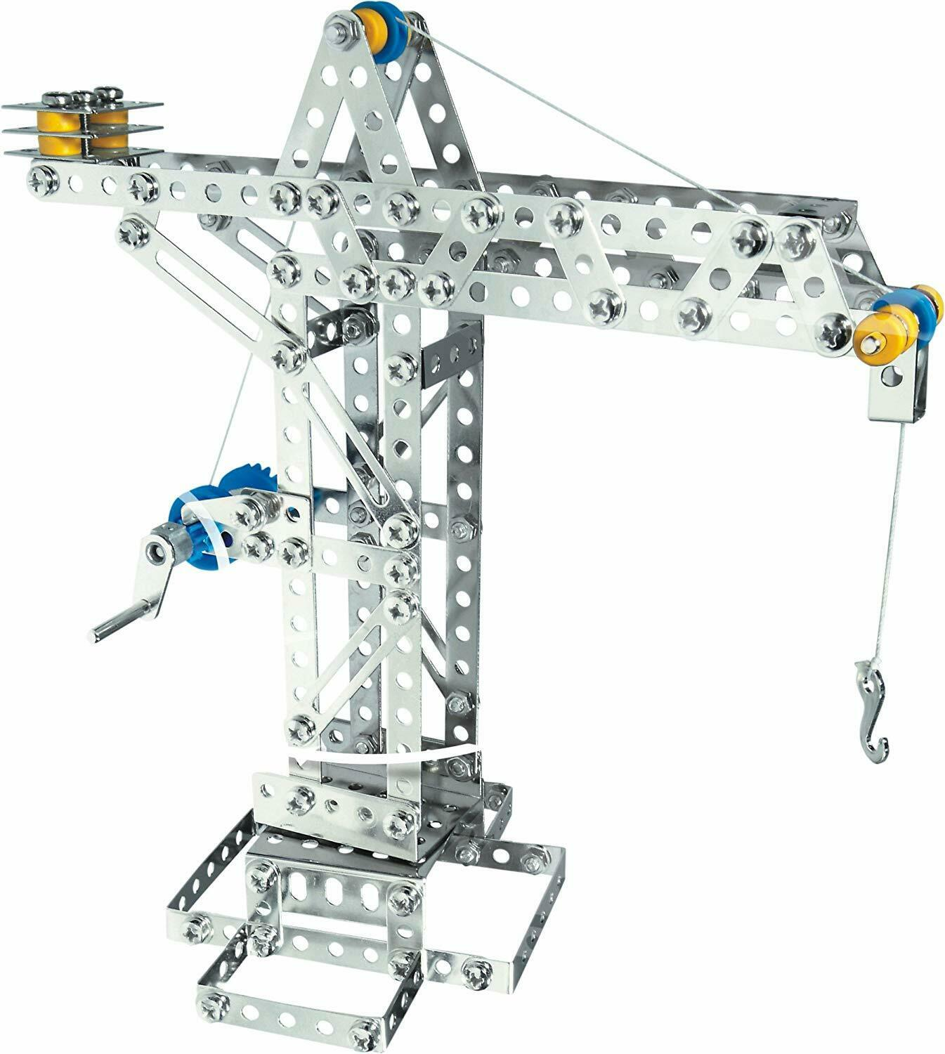 Eitech Crane and Windmill Construction Set and Educational Toy