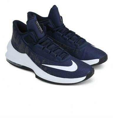NIKE AIR MAX INFURIATE 2 MID NAVY WHITE BASKETBALL SHOES ( AA7066 404 ) SIZE 12 884497707105 | eBay