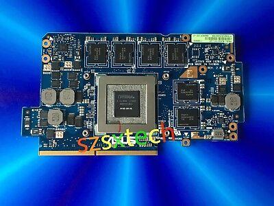 NEW ASUS G75VX GTX 670MX GDDR5 3GB Video Card 60-NLEVG1001-D01 69N0NQV10D01-01