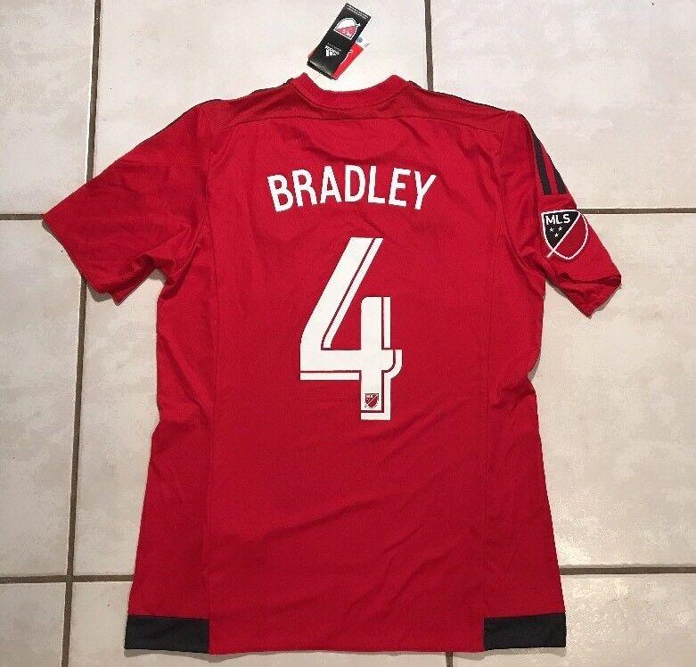 Nwt adidas toronto fc mls michael bradley a jersey uomini a bradley medio a14f4b