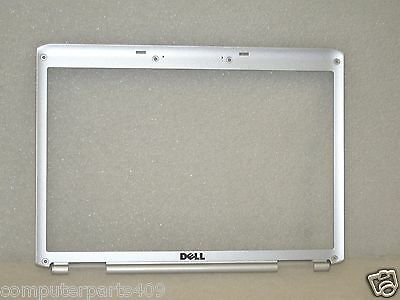 New OEM DELL Inspiron 1520 1521 Vostro 1500 LCD Front Trim Bezel cam Blue DR369