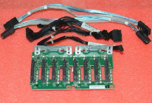 69Y0650 IBM x3650 x3500 x3400 8-Port SAS HDD Connection Backplane with Cables