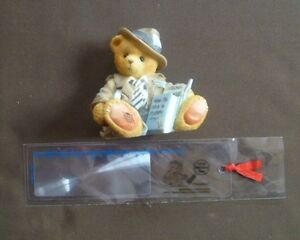 Cherished-Teddies-Ornament-Humphery-with-Ruler