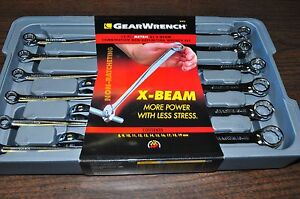 KD-GearWrench-12-pc-Metric-X-Beam-Non-Ratchet-Combination-Wrench-Set-KD-81912