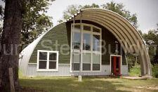 Durospan Steel 40x100x18 Metal Barndominium Diy Building Kits Open Ends Direct