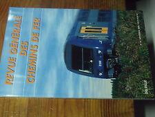 8ùµ?  RGCF Revue Generale Chemin Fer 11/2000 Port de Paris Tram Nantes Aluminium