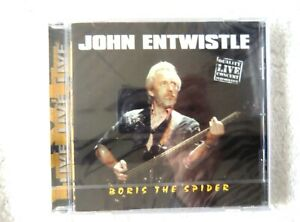 40611-John-Entwistle-Boris-The-Spider-NEW-SEALED-CD-2001