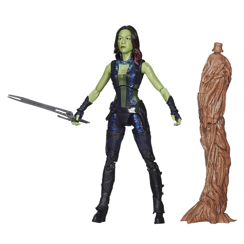 Marvel - hüter der galaxie gamora figur, hp