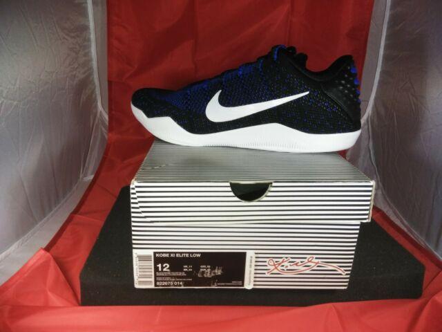 detailed look 74706 07434 Nike Kobe Elite 11 Low