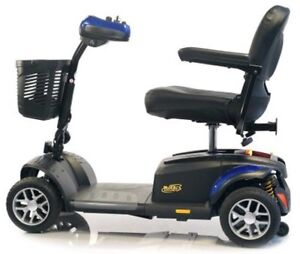 Image Is Loading Golden Buzzaround Ex 4 Wheel Lightweight Portable Mobility