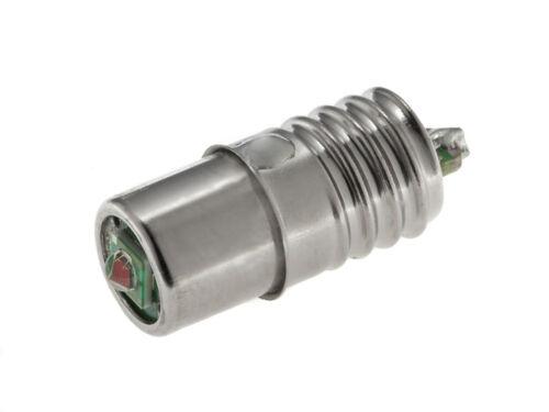 Fahrrad Rücklicht Ersatz-LED rot für DynamoSchraubsockel E10BackLightPro10